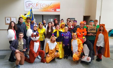 Carnaval de l'UPSSITECH