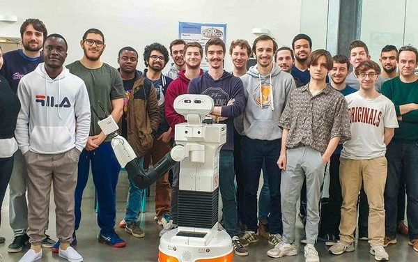 Altran et l'Upssitech automatisent l'inspection des pylônes électriques par drone