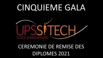 Gala de l'UPSSITECH 2021
